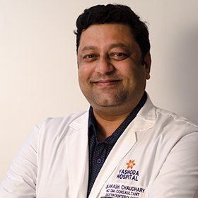 Dr. Akash Chaudhary is the best Gastroenterologist in Hyderabad