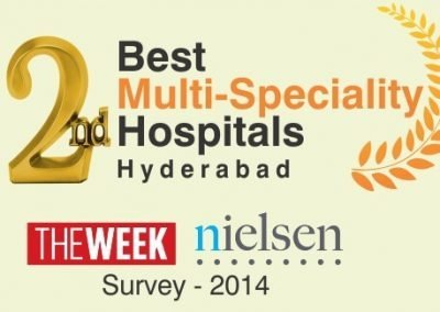 Best multi-speciality hospital hyderabad-theweek