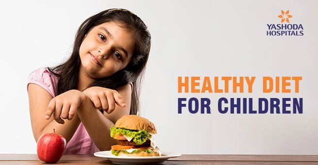 Healthy Diet For Children Healthy Eating For Children