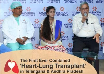 Heart-Lung Transplant